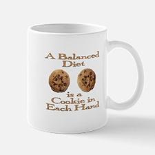 A Balanced Diet . . . Mug