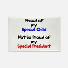 Special Child Proud Rectangle Magnet