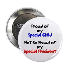 "Special Child Proud 2.25"" Button"