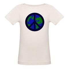 Earth Peace Sign Tee