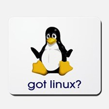 got linux -  Mousepad