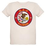 Illinois O.E.S. Organic Kids T-Shirt