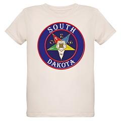 South Dakota OES T-Shirt