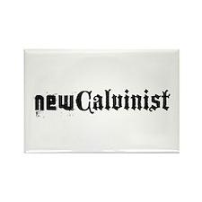New Calvinist 01 Rectangle Magnet