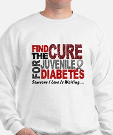 Find The Cure 1 JUV DIABETES Jumper