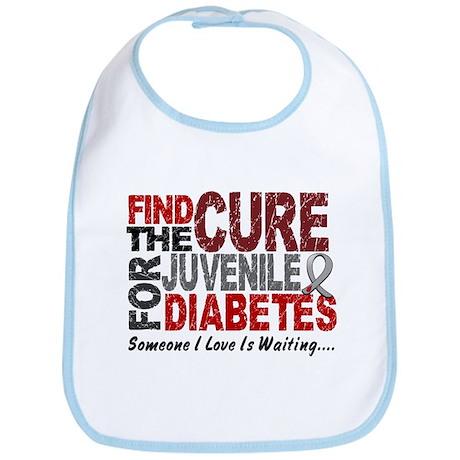 Find The Cure 1 JUV DIABETES Bib