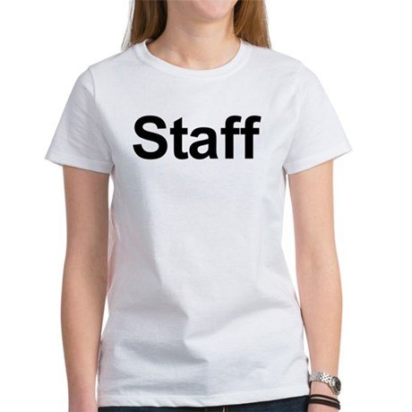 Part of the Staff Women's Loose Fitting T-Shirt