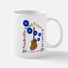 Funny Music festival Mug