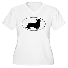 Cardigan T-Shirt