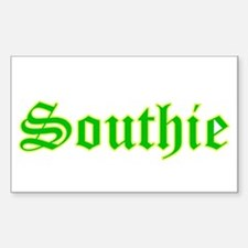 southie - Rectangle Decal