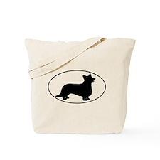Cardigan Tote Bag