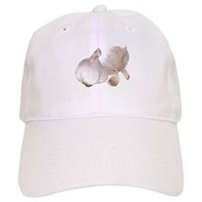 Just Garlic Baseball Cap
