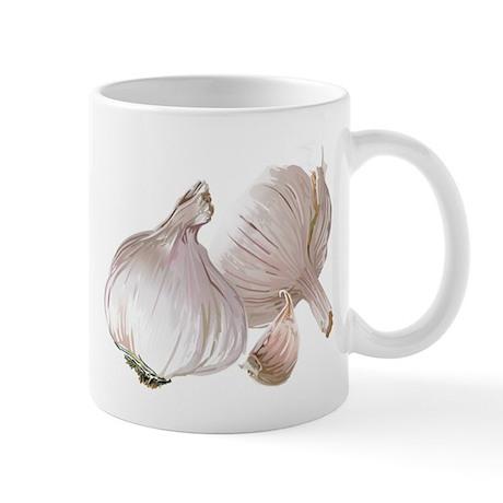 Just Garlic Mug