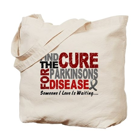 Find The Cure 1 PARKINSONS Tote Bag