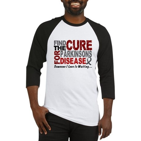 Find The Cure 1 PARKINSONS Baseball Jersey