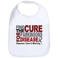 Find The Cure 1 PARKINSONS Bib