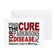 Find The Cure 1 PARKINSONS Greeting Card