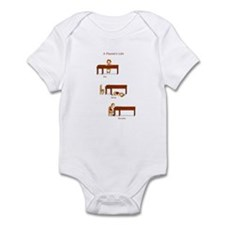 A Pianist's Life Infant Bodysuit