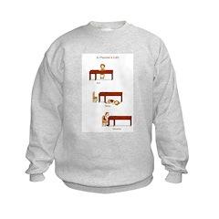 A Pianist's Life Sweatshirt