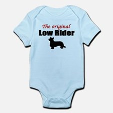 Low Rider Infant Bodysuit