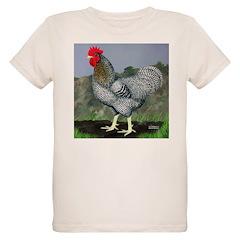 Sex-link Rooster Organic Kids T-Shirt