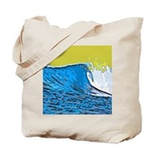 Sunrise Surf Tote Bag