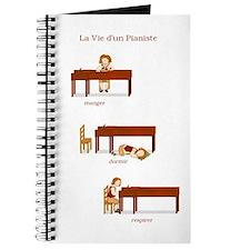 La Vie d'un Pianiste Journal