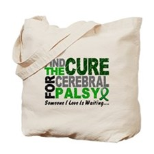 Find The Cure 1 CEREBRAL PALSY Tote Bag