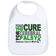 Find The Cure 1 CEREBRAL PALSY Bib