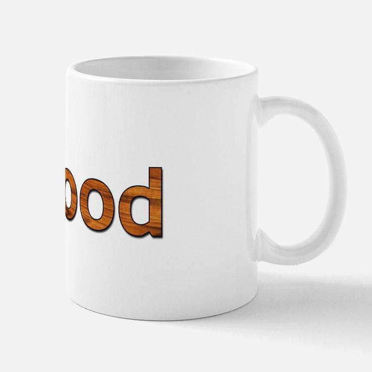 Got Wood Mug