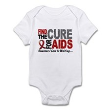 Find The Cure 1 HIV AIDS Infant Bodysuit