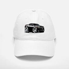 Challenger Black Car Baseball Baseball Cap