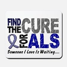 Find The Cure 1 ALS Mousepad