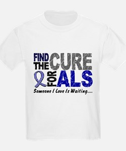 Find The Cure 1 ALS T-Shirt