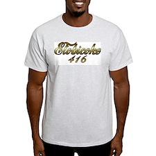 Etobicoke Ontario  Ash Grey T-Shirt