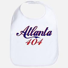 Atlanta baby bib
