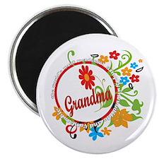 Wonderful Grandma Magnet