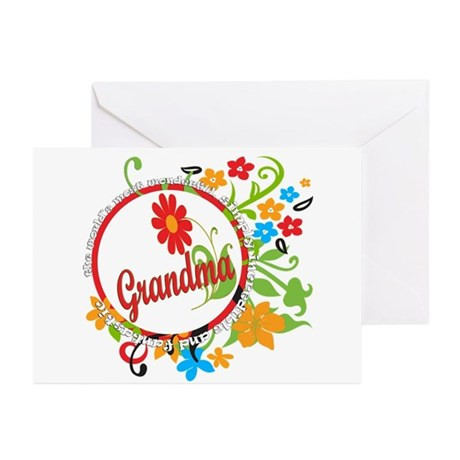 Wonderful Grandma Greeting Cards (Pk of 10)