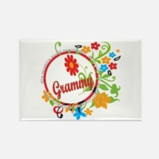 Wonderful Grammy Rectangle Magnet