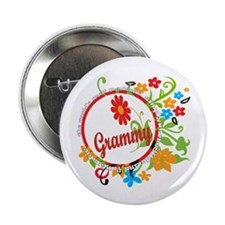 "Wonderful Grammy 2.25"" Button"