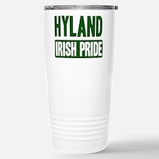 Hyland irish pride Stainless Steel Travel Mug