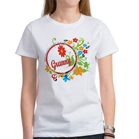 Wonderful Granny Women's T-Shirt