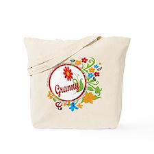 Wonderful Granny Tote Bag