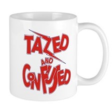 Tazed and Confused Mug