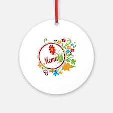 Wonderful Mema Ornament (Round)