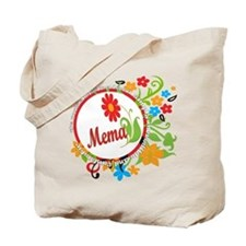 Wonderful Mema Tote Bag