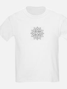 Yantra Tattoo 6 T-Shirt