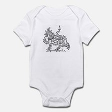 Yantra Tattoo 7 Infant Bodysuit