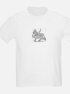 Yantra Tattoo 7 T-Shirt