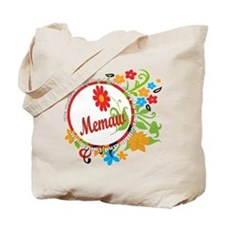 Wonderful Memaw Tote Bag